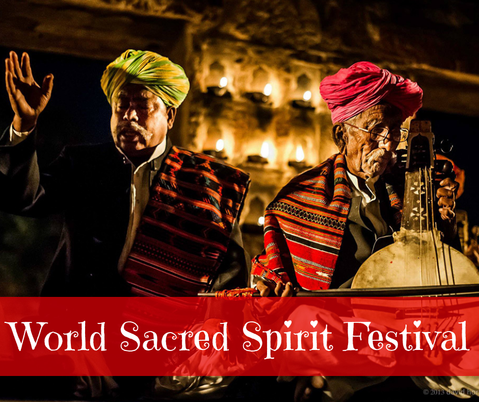 World Sacred Spirit Festival