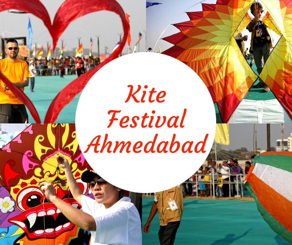 Kite Festival Ahmedabad