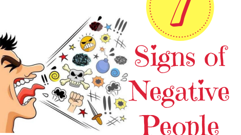 7 Signs of Negative People